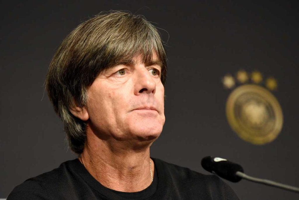 Der deutsche Bundestrainer Jogi Löw hofft auf eine einfache WM 2022 Qualifikation (Foto Shutterstock)